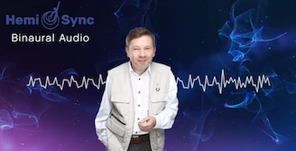 New Stillness Meditation with Eckhart Tolle, featuring Hemi-Sync®