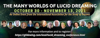 IASD Online Lucid Dreaming Conference