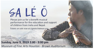 Ligmincha Texas Benefit Musical Event