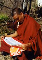 Geshe Tenzin Wangyal Rinpoche